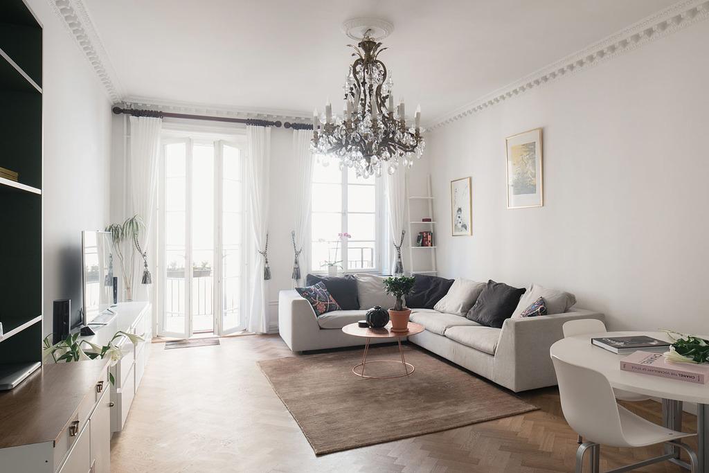 Matplats Sekelskifte ~ Interiörinspiration och idéer för hemdesign