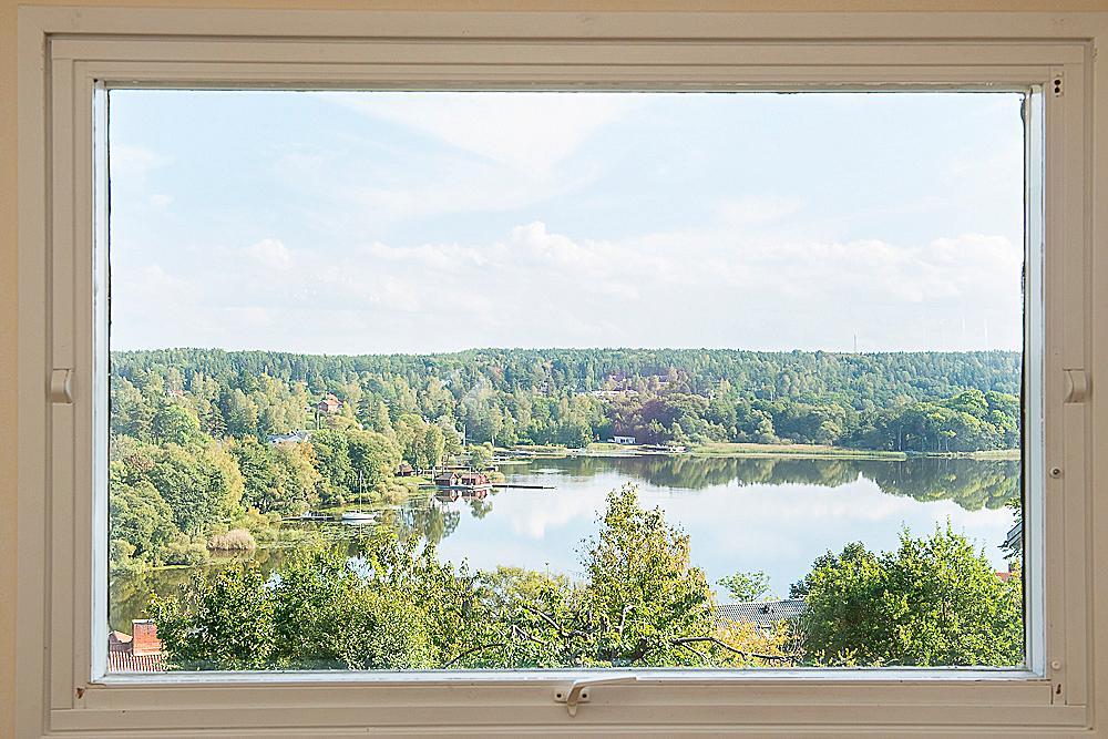 kök låga fönster : Det sägs att utsikten är beroendeframkallande