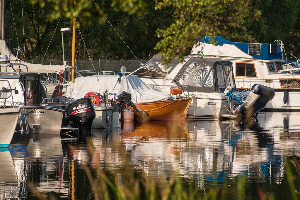 Båtplatser nära din bostad