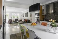 5 ROK i etage med villakänsla
