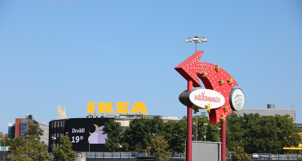 IKEA i kungens kurva