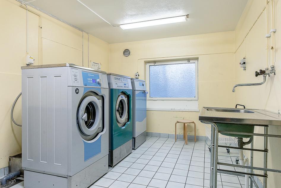 Tvättstuga i port 29