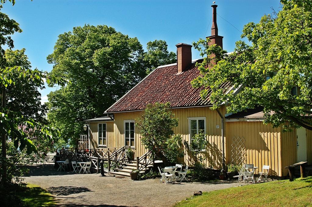 Café Uddvillan Mälarhöjden