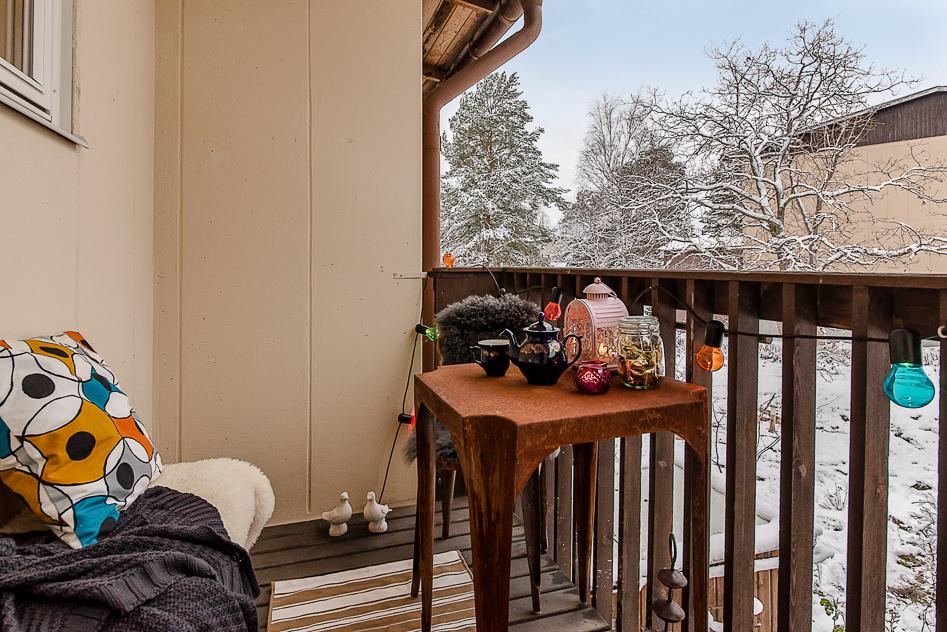 Den övre balkongen