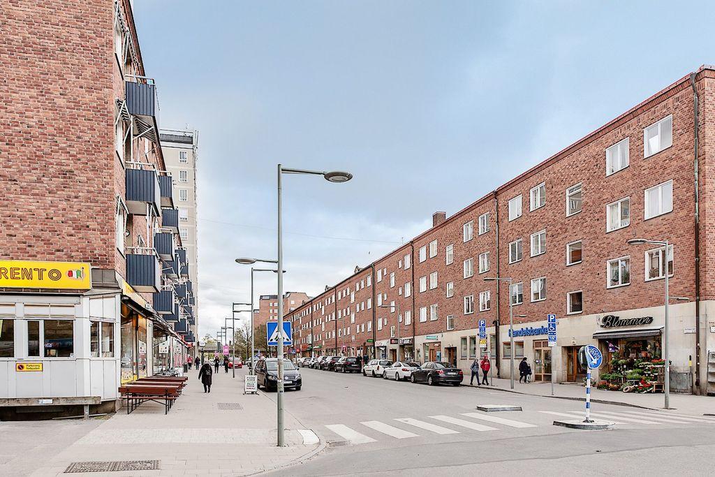 Västertorps centrum
