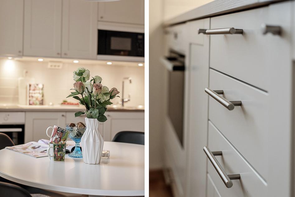 Detaljbilder i köket