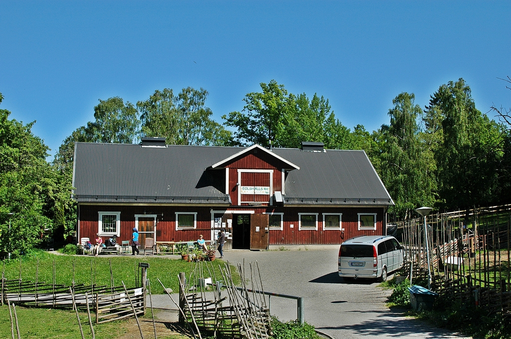 Eols Häll 4H gård