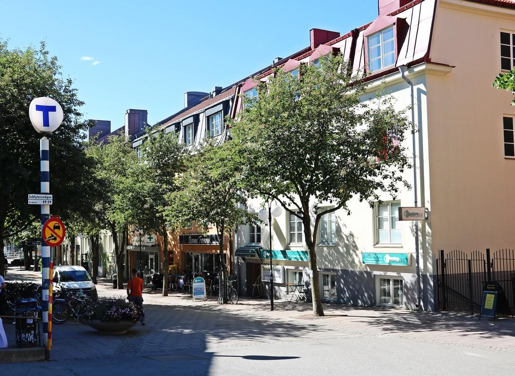Aspudden centrum