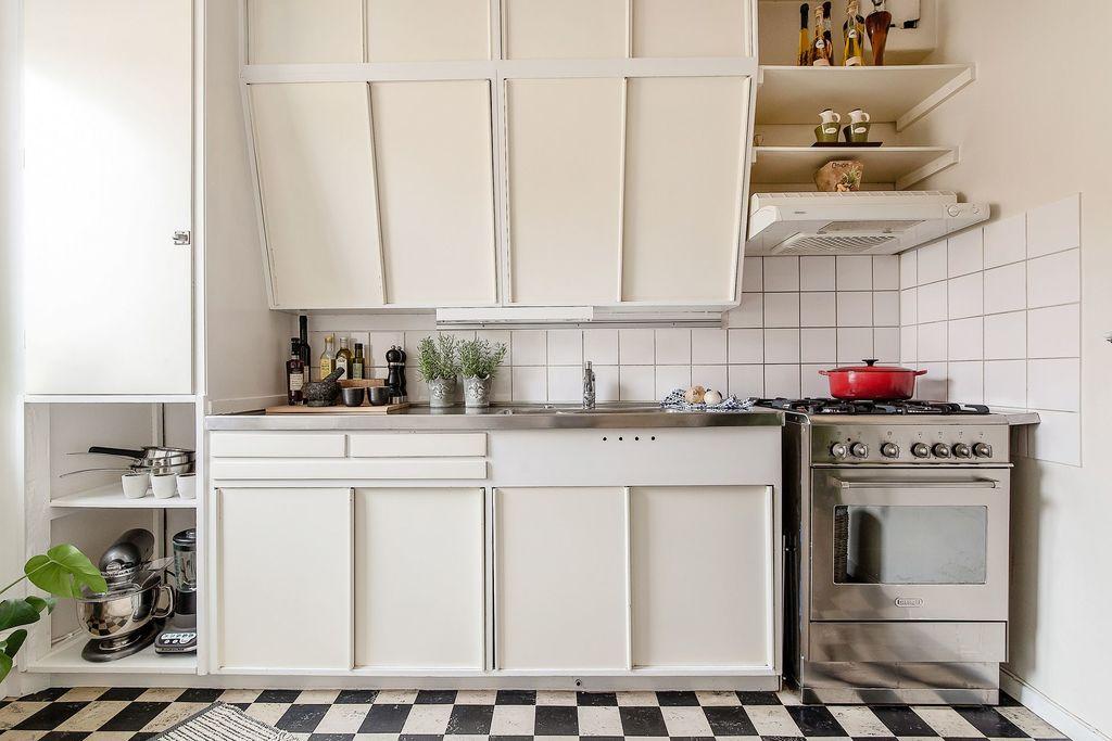 50-tals charm i köket