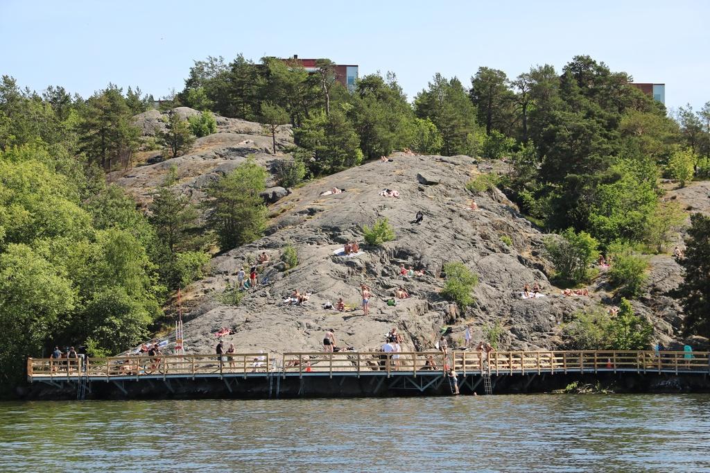 Örnsbergs klippbad