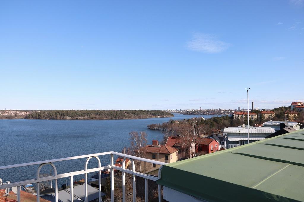 Utsikt från den övre terrassen