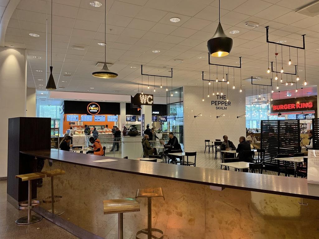 SKHLM food court