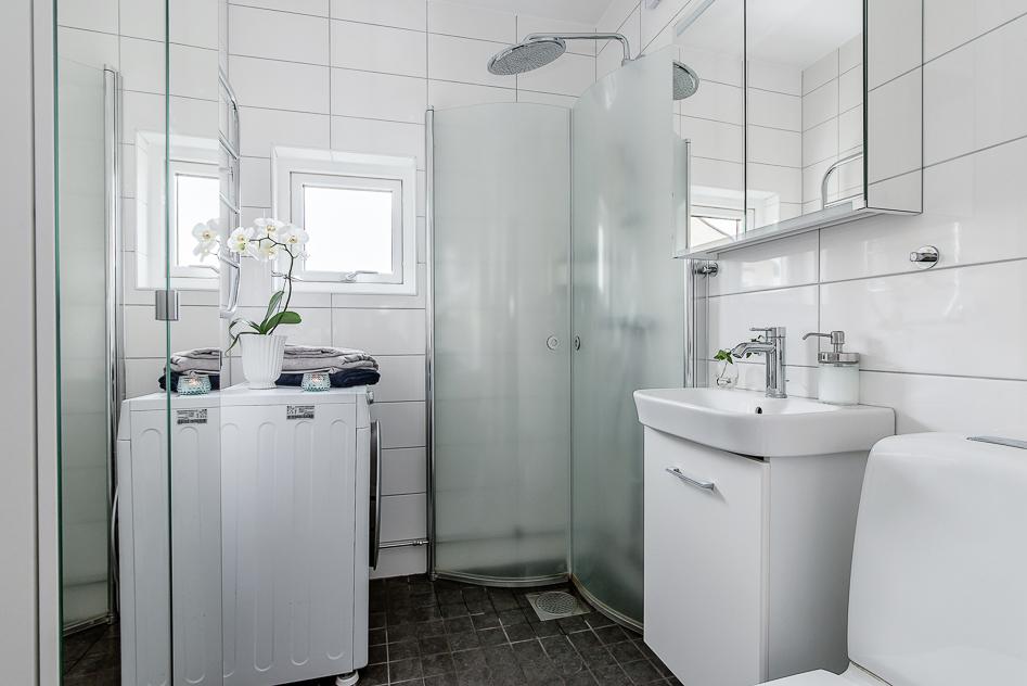 Stambytt fräscht badrum