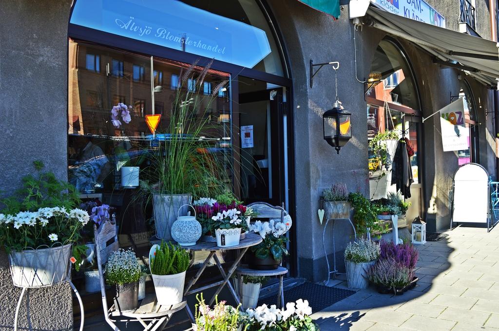 Älvsjö blomsterhandel