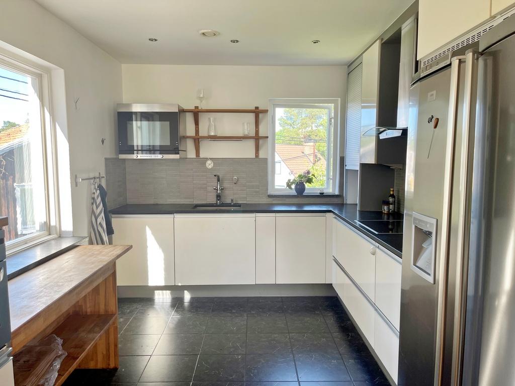 Köket i överblick