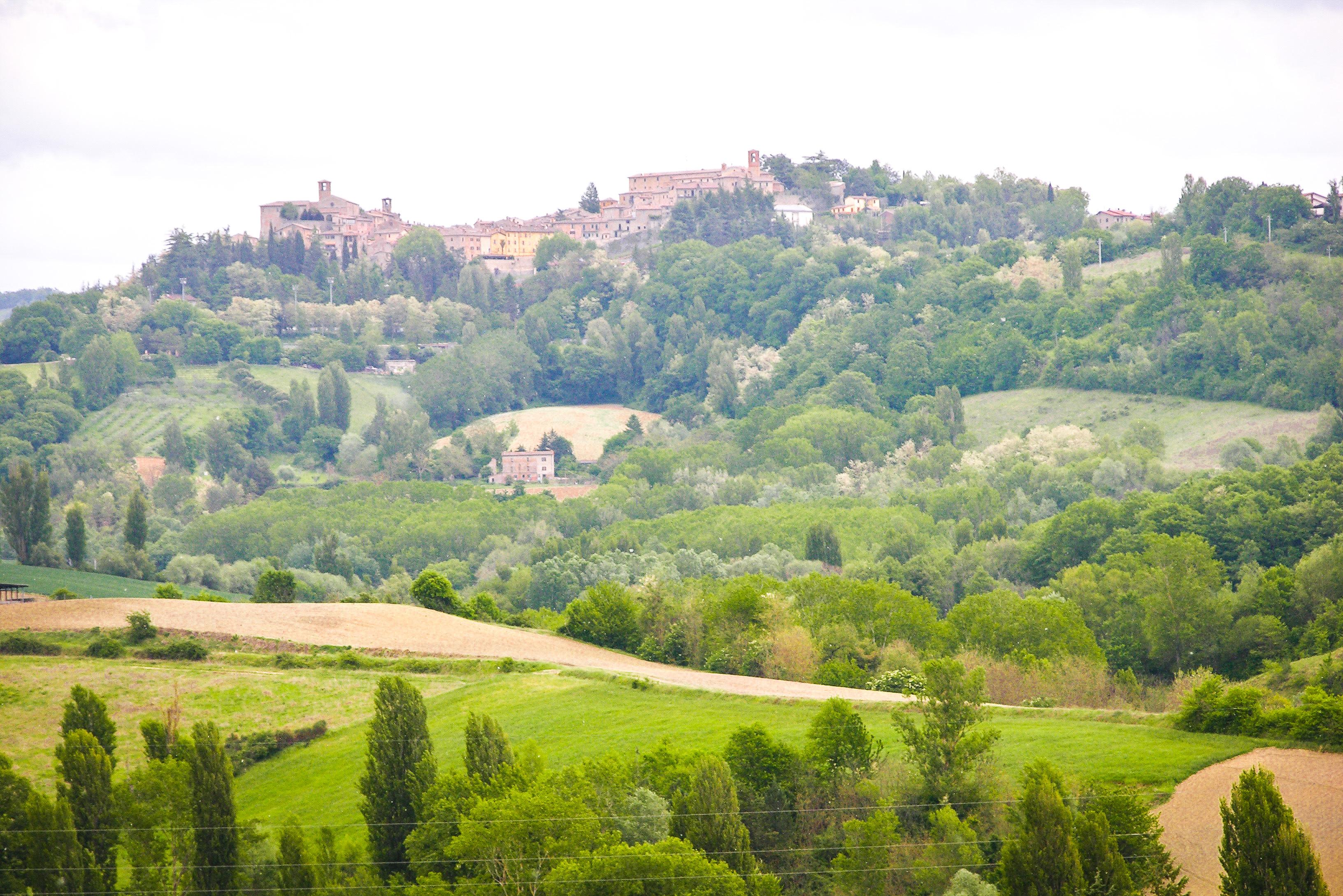 Utsikt Montone