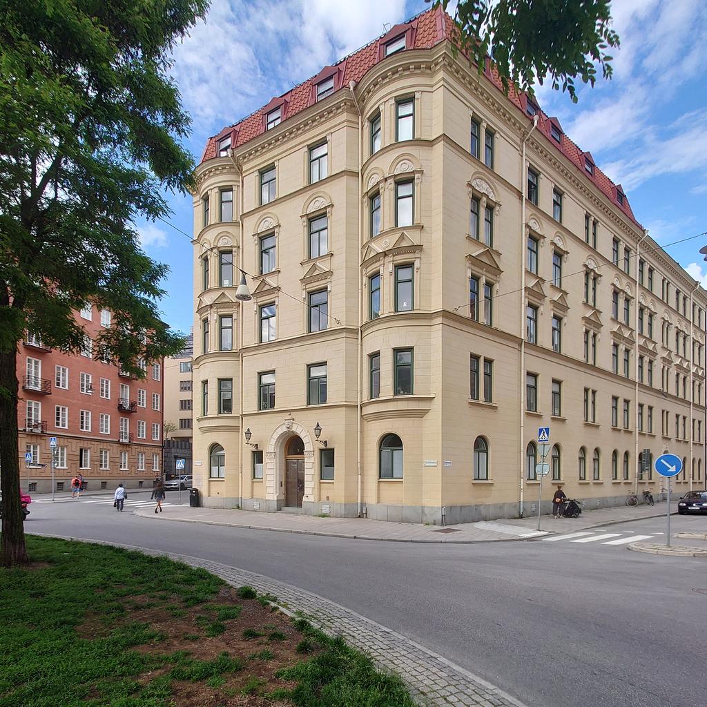 Huset är byggt 1898