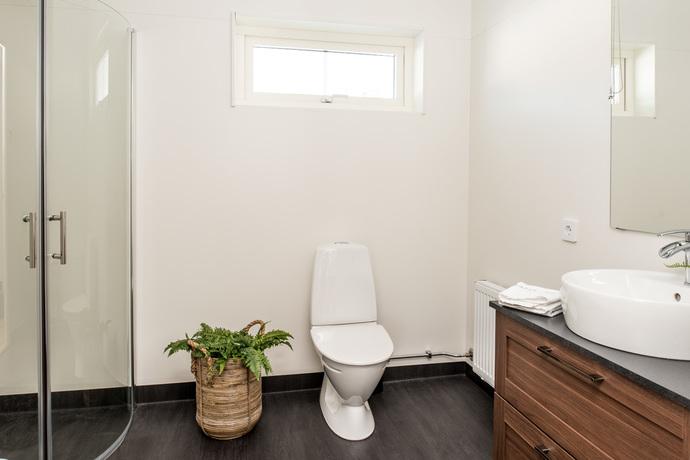 Badrum samt tvättstuga/groventré, Övrigt