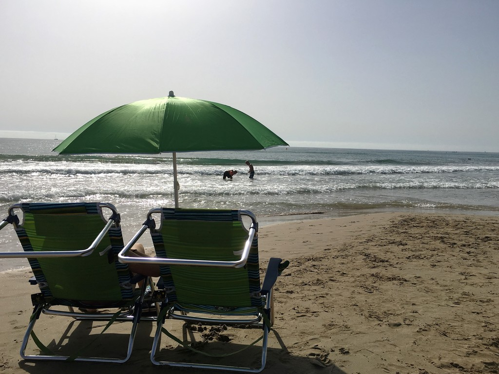 Stranden i Elche, Alicante