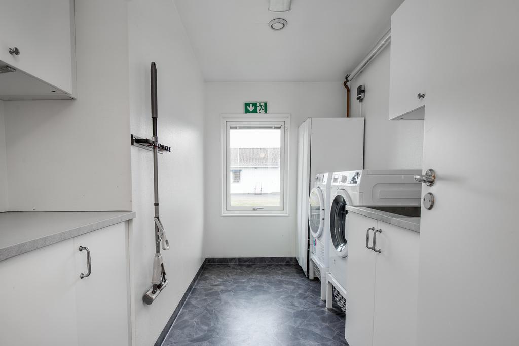 Boende- tvättstuga