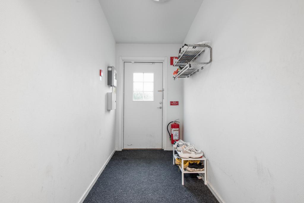Boende- hall