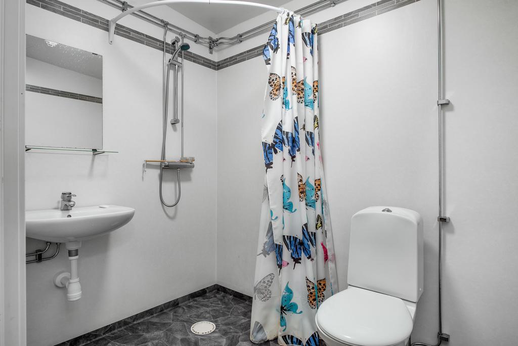 Boende- badrum