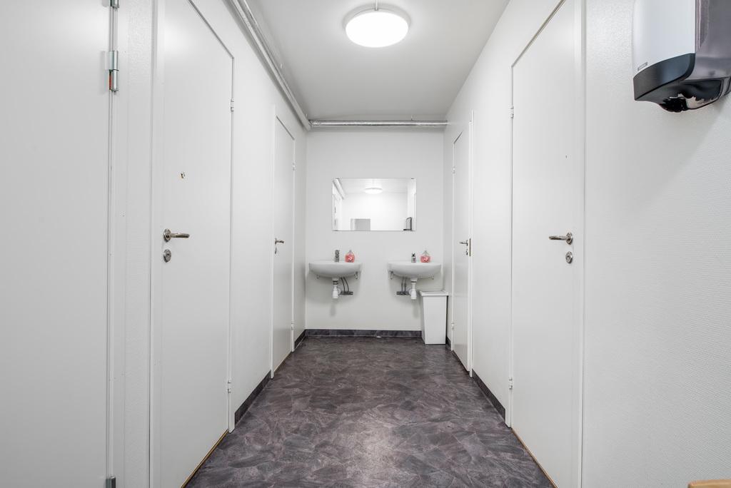 Boende- våtutrymme med badrum/toaletter