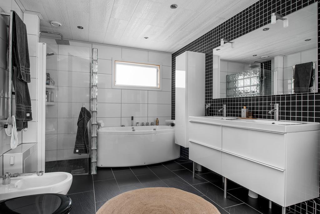 Lägenhet- Badrum