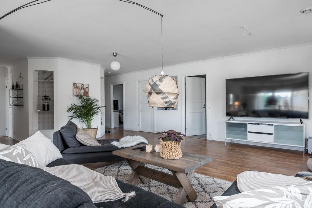 Lägenhet- Vardagsrum