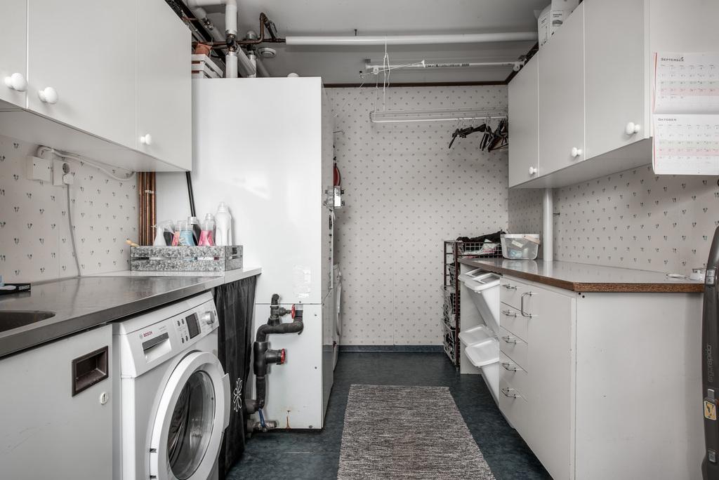 Lägenhet - Tvättstuga