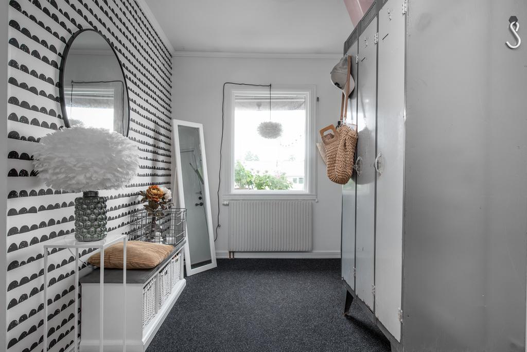 Lägenhet - hall