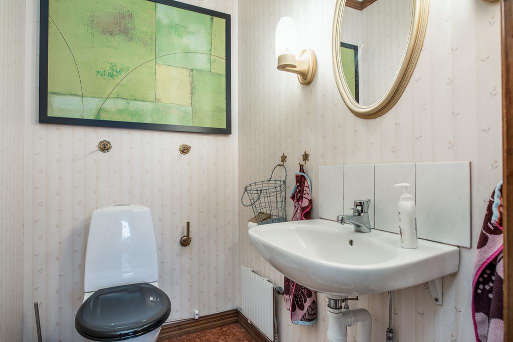 Lägenhet- Toalett